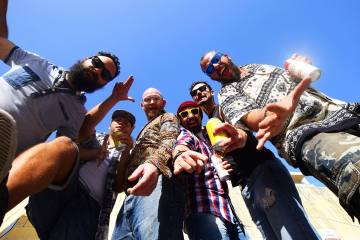 Genre World Music Mitglieder der Band - Jogy Bo - Dario Vella C - Ryan Abela - Pupachile - Tete (a.k.a Camacho Criminal) - Aaron Dimech Heimatstadt Malta - France - Germany - Spain