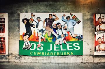 Los Jeles Genre cumbia rock ska Mitglieder der Band Pablo(guit, voc), Tomás(b, voc), Rodrigo(guit, voc), Adrian (d,voc), Gabriel(flute,voc)